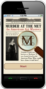 Murder at the Met