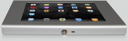 ipad-kiosk-enclosure-silver