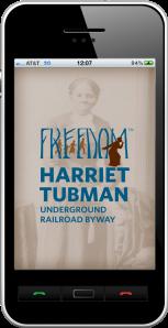 Harriet Tubman Byway App