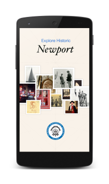 Newport App Splash Screen