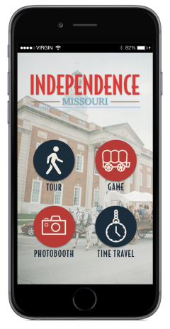 Independence Missouri Mobile App and Game